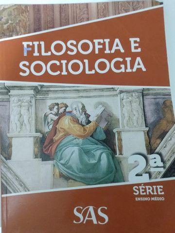 Livro de Filosofia e Sociologia
