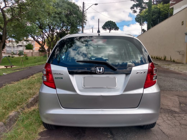 Honda Fit EX 2009/10 Motor 1.5 Flex, Segunda dona, Curitiba-PR. - Foto 5