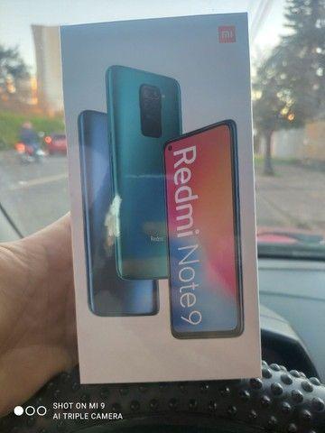 Redmi note 9 lacrado a pronta entrega, celular de ótima qualidade para pessoas exigentes. - Foto 2