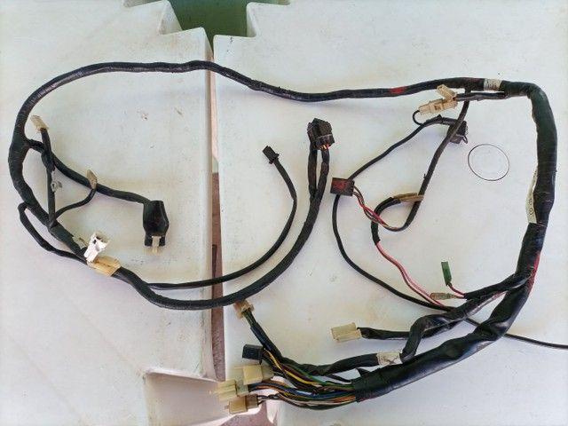 Instalação elétrica de MOTO