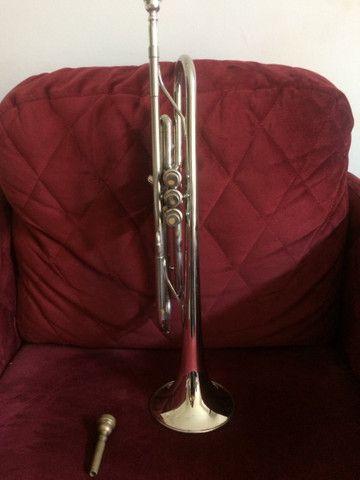 Vendo trompete YAMAHA  - Foto 5
