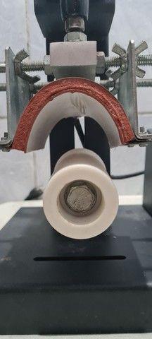 Maquina de estampar  copo long drink,  capazio  entre  outros materiais  - Foto 2