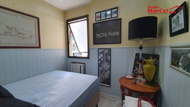 Villas da Barra - Pan Paradiso/Apartamento com 3 dormitórios à venda, 68 m² por R$ 540.000 - Foto 8