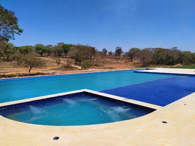 Lote 2.000 m² todo plano em condomínio - últimas unidades R$17.800,00 + parcelas - Foto 5