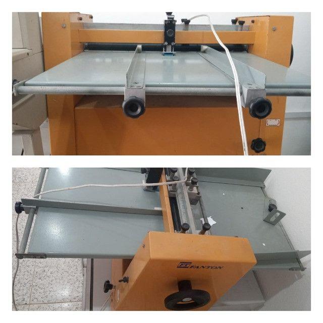 Kit Gráfica Rápida Digital (16 máquinas - impressão, sublimação e +) - Foto 3