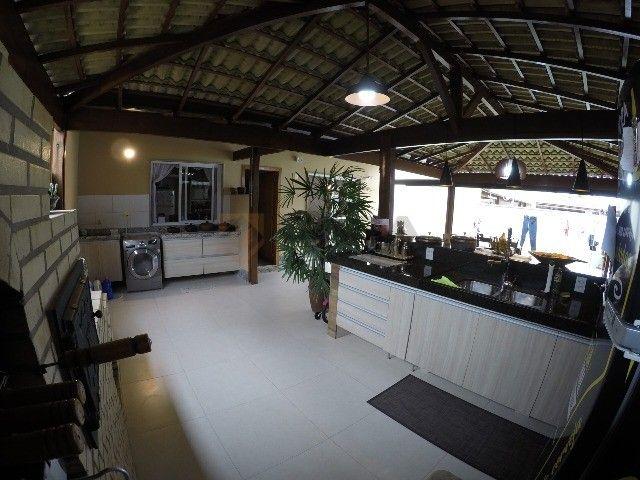 R&is - Casa planta B com linda área gourmet no Aldeia Parque Igarapé - Foto 14