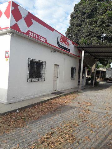Alugo casa no bairro Shell para fins comerciais - Foto 3