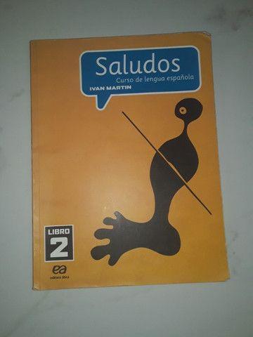 Livro saludos 2(espanhol)