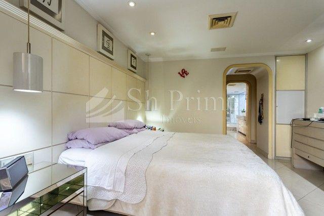Cobertura Duplex para aluguel no Jardins, 4 dormitorios e 5 vagas - Foto 13