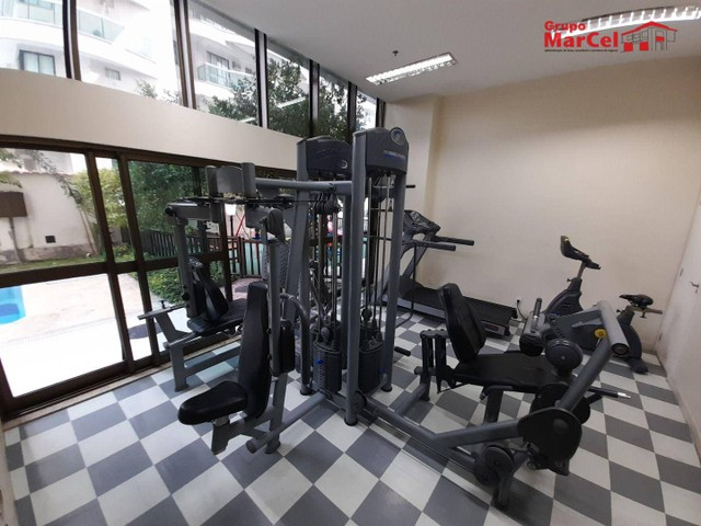 Villas da Barra - Pan Paradiso/Apartamento com 3 dormitórios à venda, 68 m² por R$ 540.000 - Foto 13