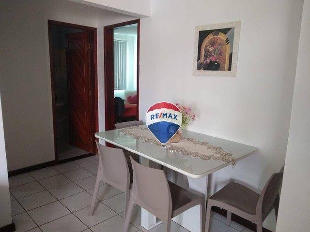 Apartamento com 2 dormitórios para alugar, 65 m² por R$ 1.600/mês - Boa Vista - Garanhuns/ - Foto 4
