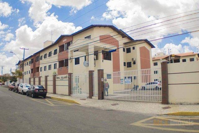 Apartamento residencial à venda, Maraponga, Fortaleza.