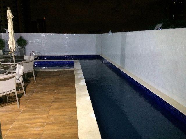 Apartamento na Prata com área de lazer com piscina