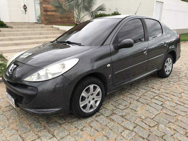 peugeot 207 sedan passion xr 1 4 flex 8v 4p 2009 419952438 olx. Black Bedroom Furniture Sets. Home Design Ideas