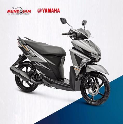 Yamaha Neo 125 17/18