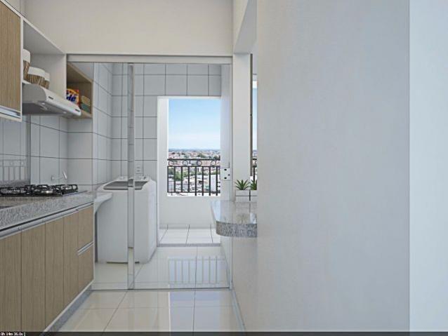 Apartamento 2 quartos, 63 m² na 506 Norte - Residencial Mandela - Foto 4