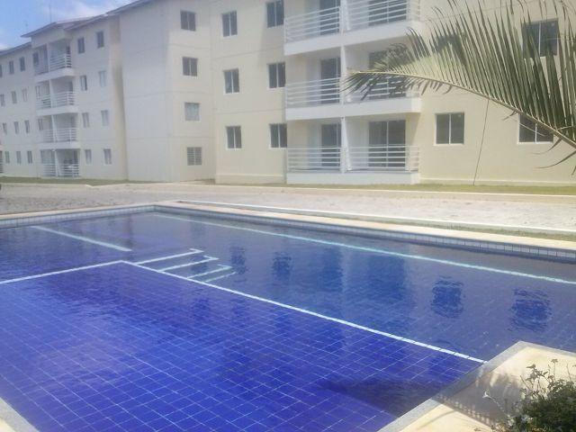 Apartamentos novos no Eusébio, p/ locação ou venda