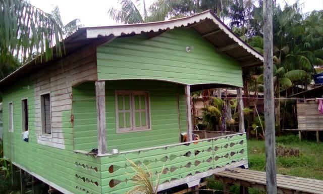 Casa no Vale Verde (Distrito da Fazendinha);