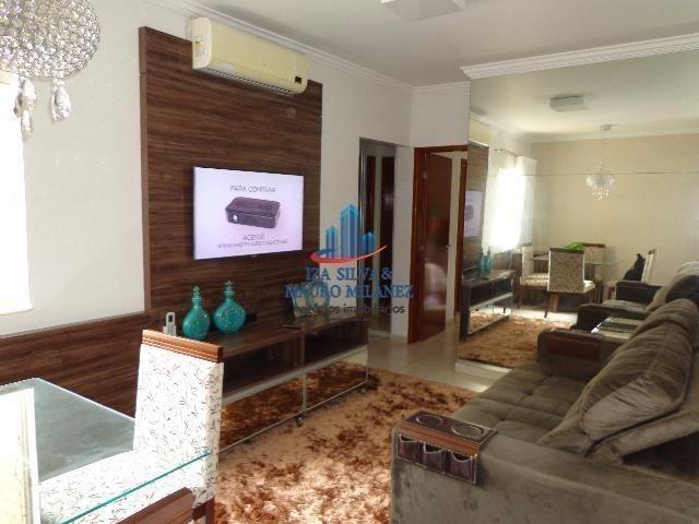 Alugamos apartamento mobiliado no condomínio brisas do madeira
