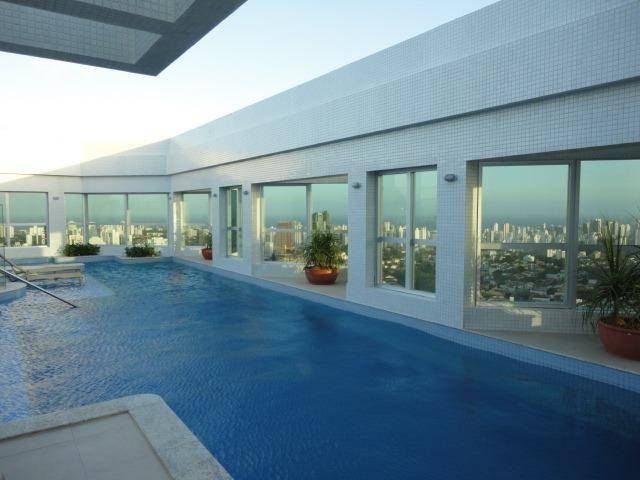 Apartamento Tancredo Neves Mundo Plaza 2 suítes finamente decorado 2 vagas Nascente - Foto 19