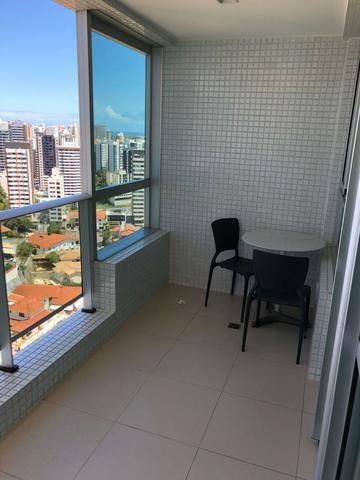Apartamento Tancredo Neves Mundo Plaza 2 suítes finamente decorado 2 vagas Nascente - Foto 16