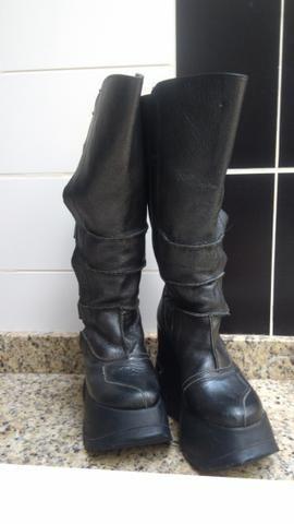 bd02daa6647 Bota Pulo do Gato 37 preta - Roupas e calçados - Jardim Itatiaia 1 ...
