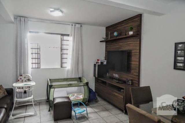 Casa à venda com 3 dormitórios em Alto caiçaras, Belo horizonte cod:244718