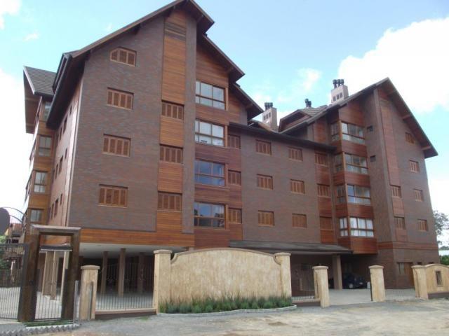 Apartamento com 3 dormitórios à venda, 135 m² por R$ 1.800.000,00 - Centro - Gramado/RS
