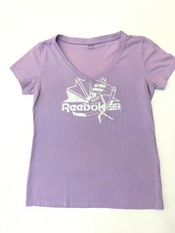 90c0f403c Camiseta Feminina Reebok Lilás P - Roupas e calçados - Vila Mariana ...