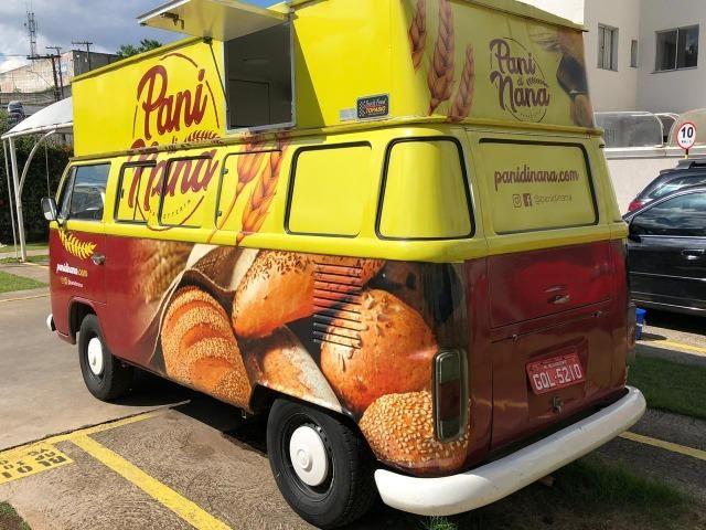 Kombi - Food Truck - Foto 12