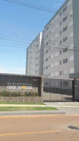 Residencial Cidade Alvorada - Apto. Liberado Para Morar
