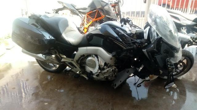 Moto Para Retiradas De Peças / Sucata Bmw K1600 Gtl Ano 2016 - Foto 6