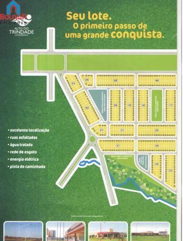 Terreno, RESIDENCIAL ALTO DO TRINDADE, Itumbiara-GO