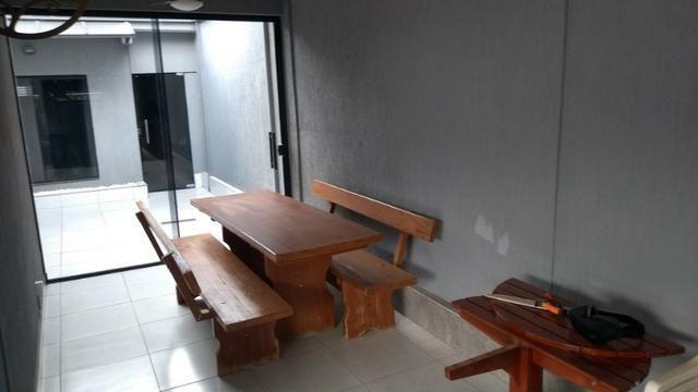 Samuel Pereira oferece: Casa Nova em Sobradinho Quadra 02 Lage aceita financiamento e FGTS - Foto 7