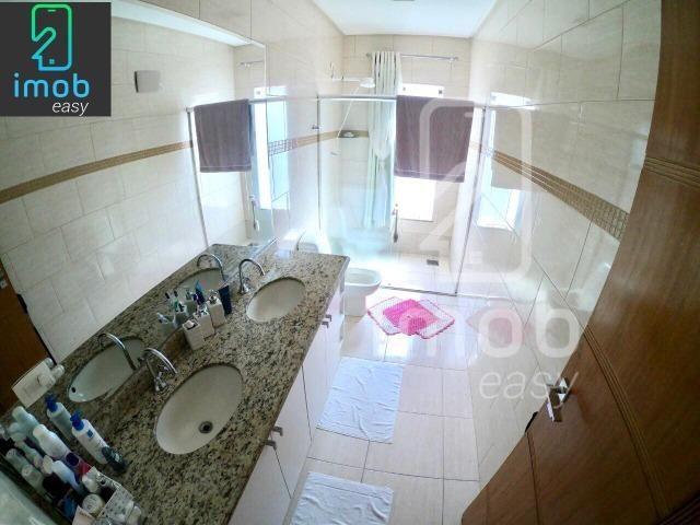 Residencial Tapajós linda casa com 3 suítes piscina e edícula (aceita financiar) - Foto 6