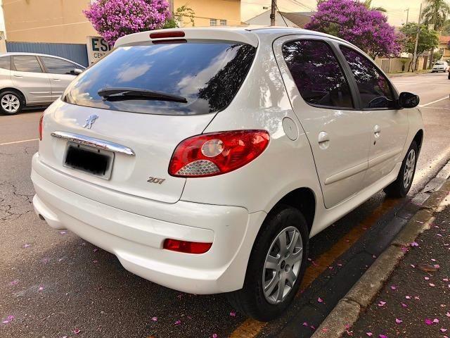 Peugeot 207 Active 1.4 Impecável Lindo - Foto 6