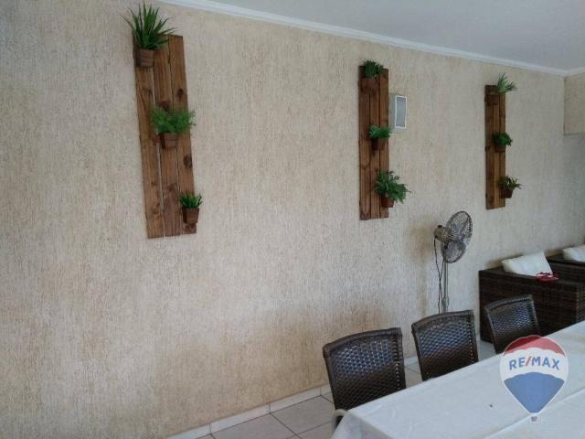 Casa 03 dormitórios, locação, Jardim Bela Vista III, Cosmópolis. - Foto 20