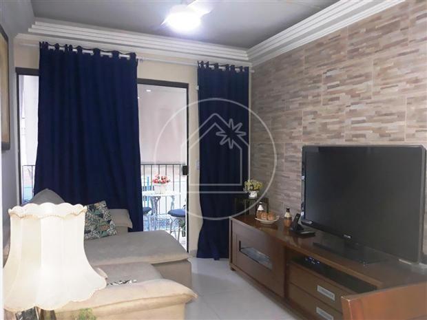 Apartamento à venda com 2 dormitórios em Cachambi, Rio de janeiro cod:857942 - Foto 2