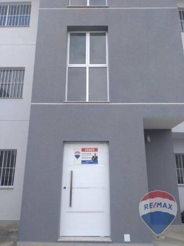 Apartamento com 2 dormitórios à venda, 70 m² por R$ 250.000 - Vila Nova - Cosmópolis/SP - Foto 3