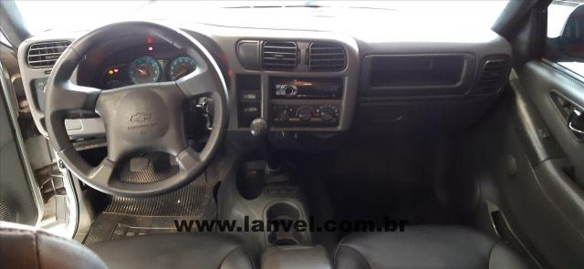 CHEVROLET BLAZER 2009/2010 2.4 MPFI ADVANTAGE 4X2 8V FLEX 4P MANUAL - Foto 10