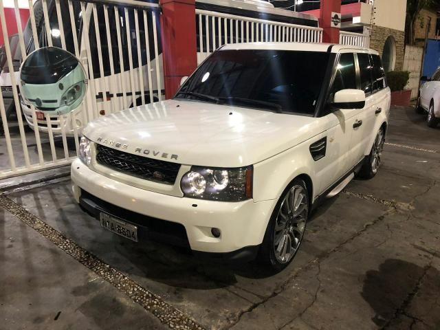 Vendo ou Troco Range Rover Sport SE 11/11 a Diesel 4x4 Automática com Teto Solar