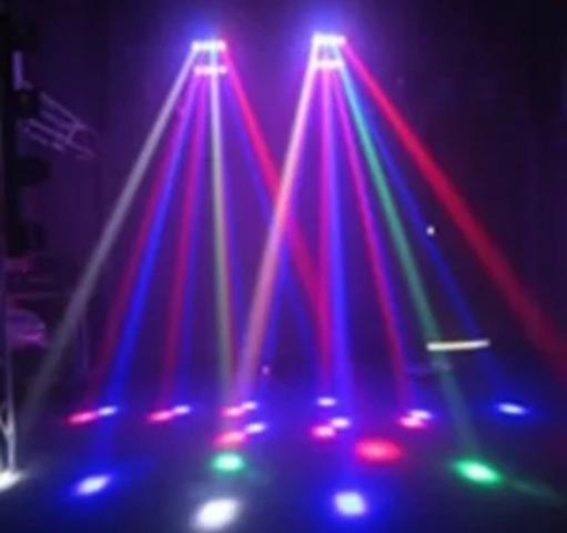 Alugo, DJ, som, Iluminação, maquina de fumaça e Pista, entre outros, para Festas e Eventos - Foto 5