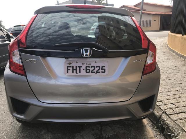 Honda fit exl cvt 2015 - Foto 3