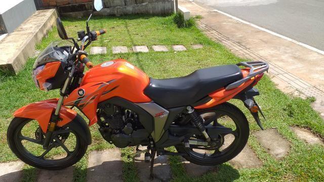 Moto dk 150 Suzuki haojue - Foto 5