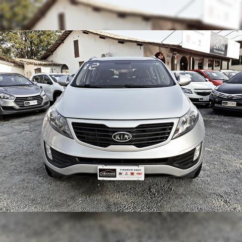 Kia Sportage LX - Completo com GNV 5ª Geração - Foto 2