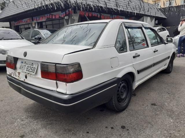 Volkswagen Santana 1.8 AP Otimo Estado - Financie Facil Alex - Foto 6