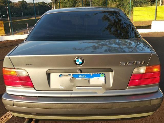 BMW sem IPVA