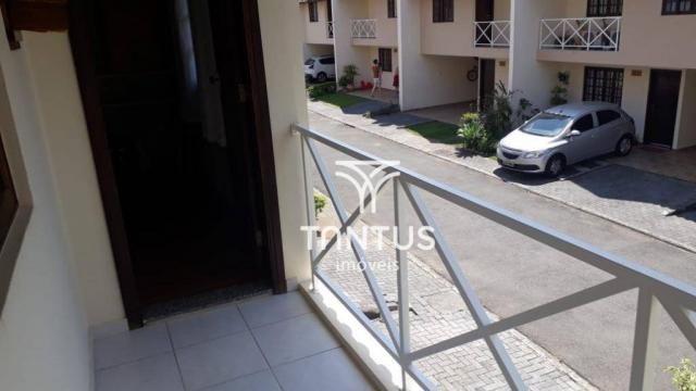 Sobrado com 3 dormitórios à venda, 115 m² por r$ 615.000 - santa cândida - curitiba/pr - Foto 19