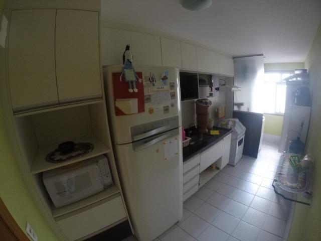 E.R-Apartamento com 3 quartos com suíte, em Laranjeiras
