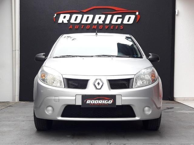 Renault Sandero Exp 1.0 - 2010